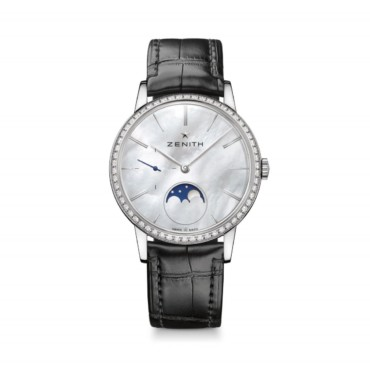 ZENITH Часы ELITE LADY ULTRA THIN MOONPHASE