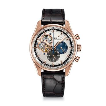 ZENITH Часы CHRONOMASTER: EL PRIMERO OPEN