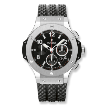 HUBLOT Часы Big Bang Steel 44 мм