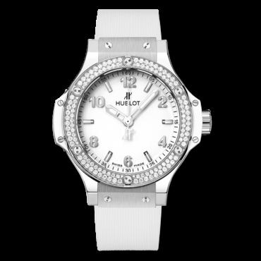 HUBLOT Часы Big Bang 38 мм 0,87 ct