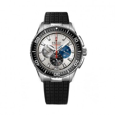 ZENITH Часы Stratos Flyback Striking 10th Tribute to Felix Baumgartner