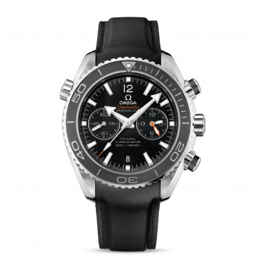 OMEGA Часы Seamaster PLANET OCEAN 600M OMEGA CO‑AXIAL CHRONOGRAPH 45,5 MM