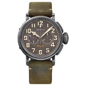 ZENITH Часы Pilot Type 20 Ton Up