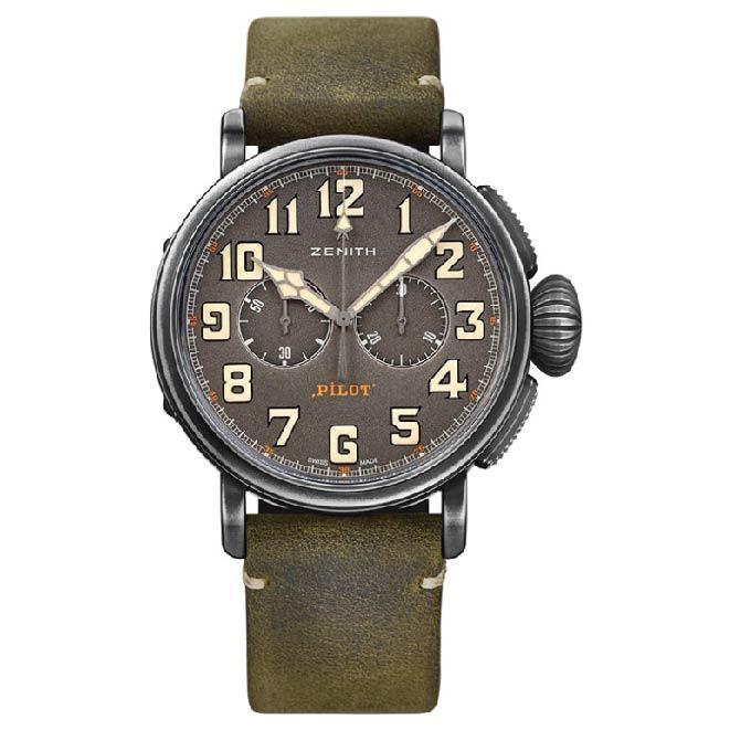 часы Zenit