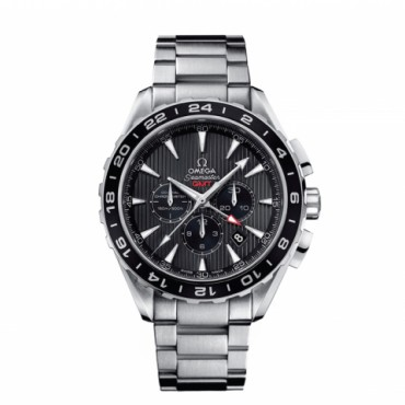 OMEGA Часы Seamaster AQUA TERRA Chrono GMT