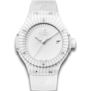 HUBLOT Часы  Big Bang White Caviar 41 мм