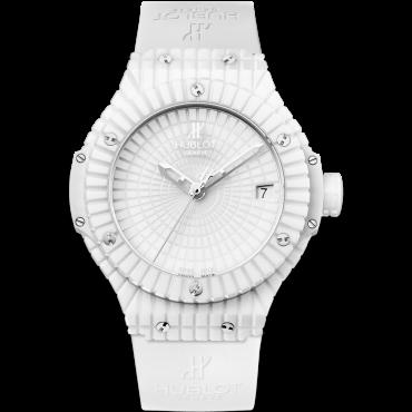 HUBLOT Часы  Big Bang White Caviar 41 мм