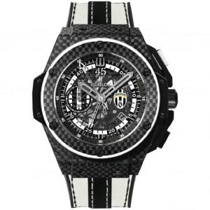 HUBLOT Часы King Power Juventus Turin 48 мм