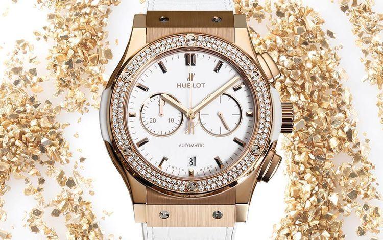 hublot женские часы