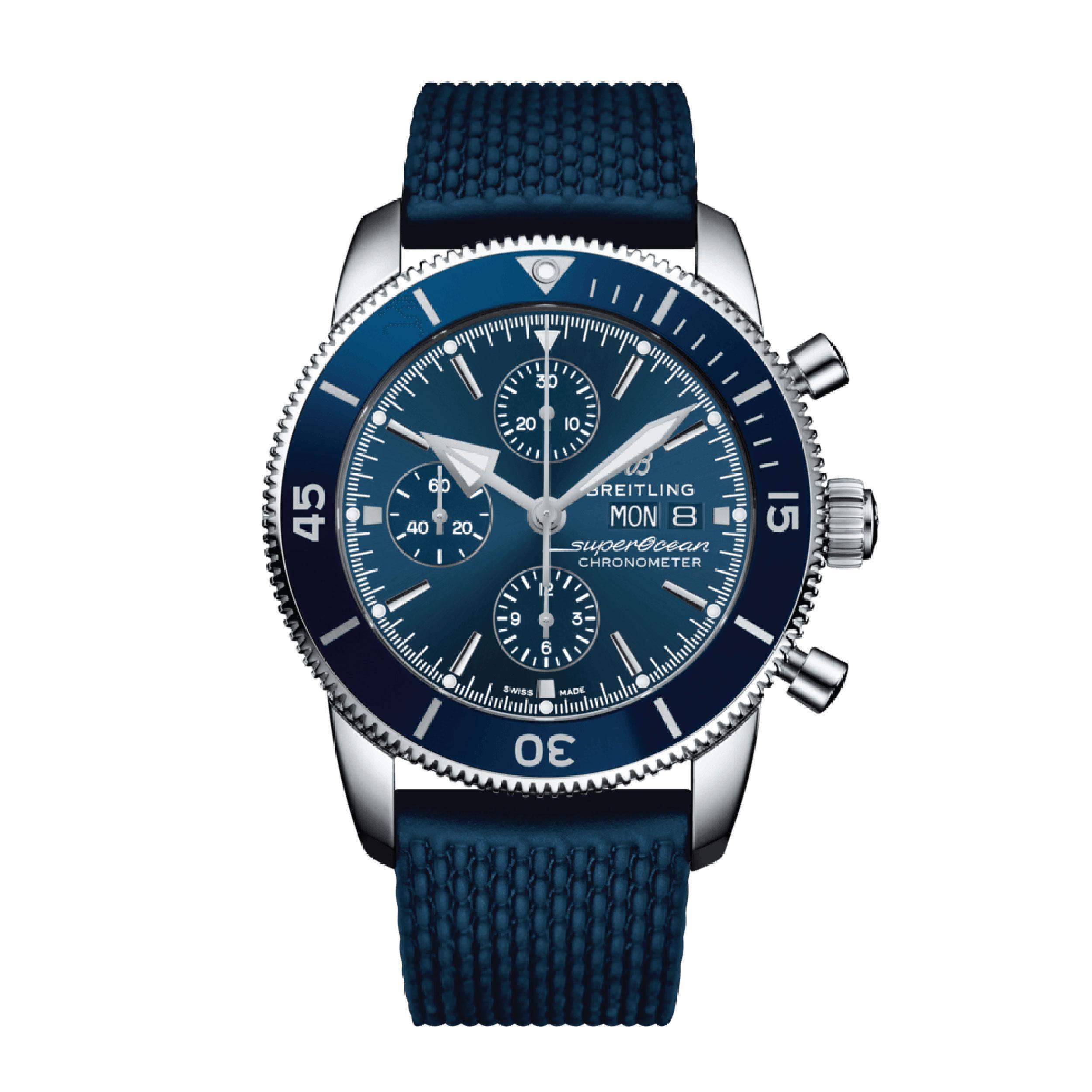 BREITLING Часы Superocean Heritage II Chronograph 44