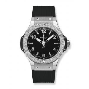Hublot Часы Big Bang Steel Diamonds 38 mm
