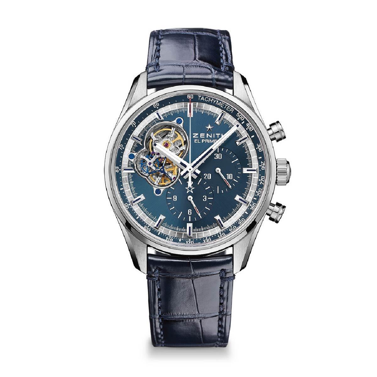 Zenith ЧАСЫ El Primero Chronomaster Chronograph 42 mm