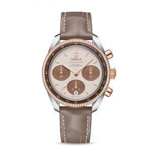 Omega часы SPEEDMASTER CO‑AXIAL CHRONOGRAPH 38 MM