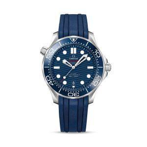Omega ЧАСЫ Seamaster Professional Diver 300M blue