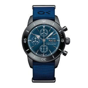 BREITLING Часы SUPEROCEAN HÉRITAGE II Chronograph 44 Outerknown