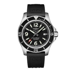 BREITLING Часы SUPEROCEAN AUTOMATIC 44 BLACK