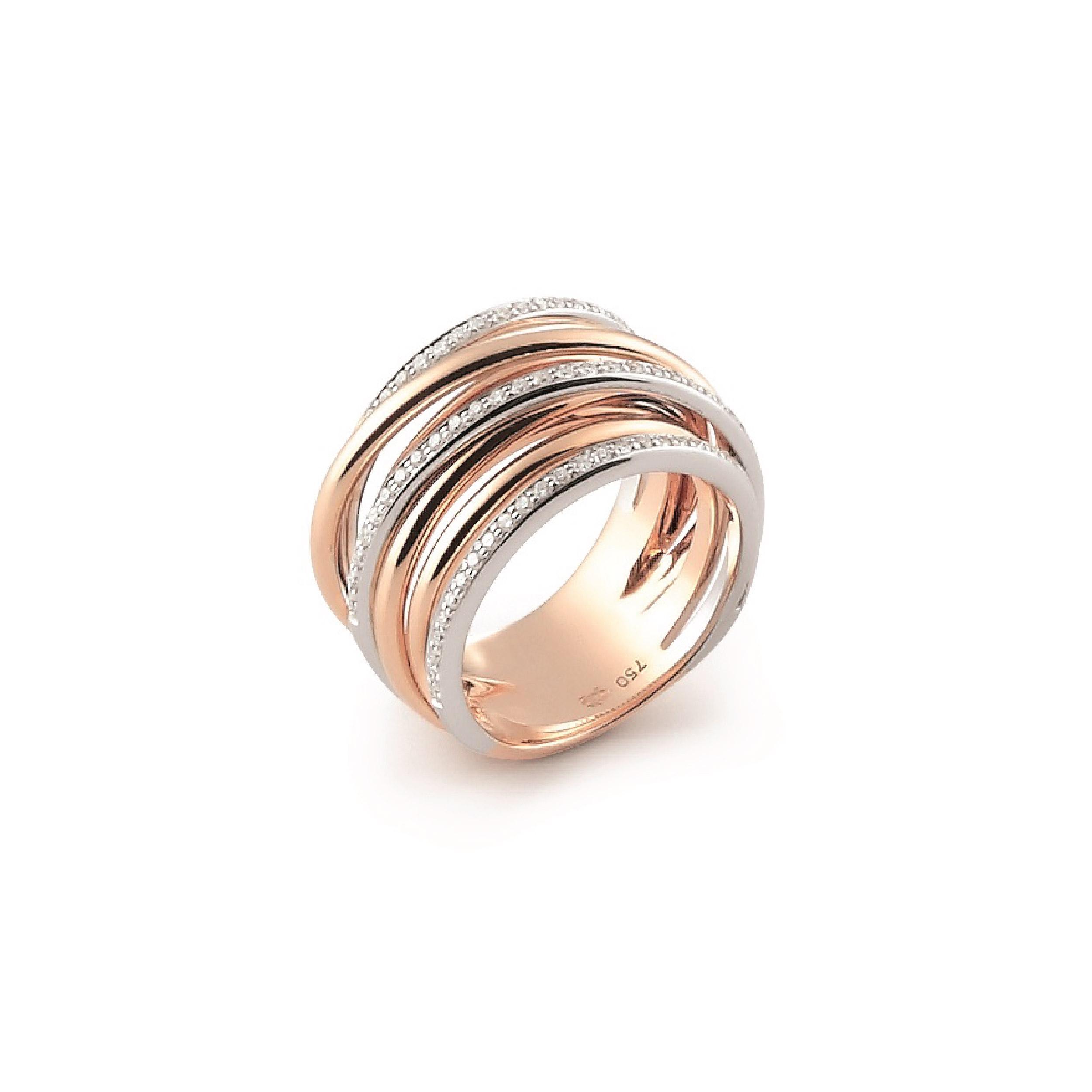 AL CORO Кольцо 0,45 ct