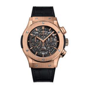 Hublot Часы CLASSIC FUSION AEROFUSION KING GOLD 45 mm