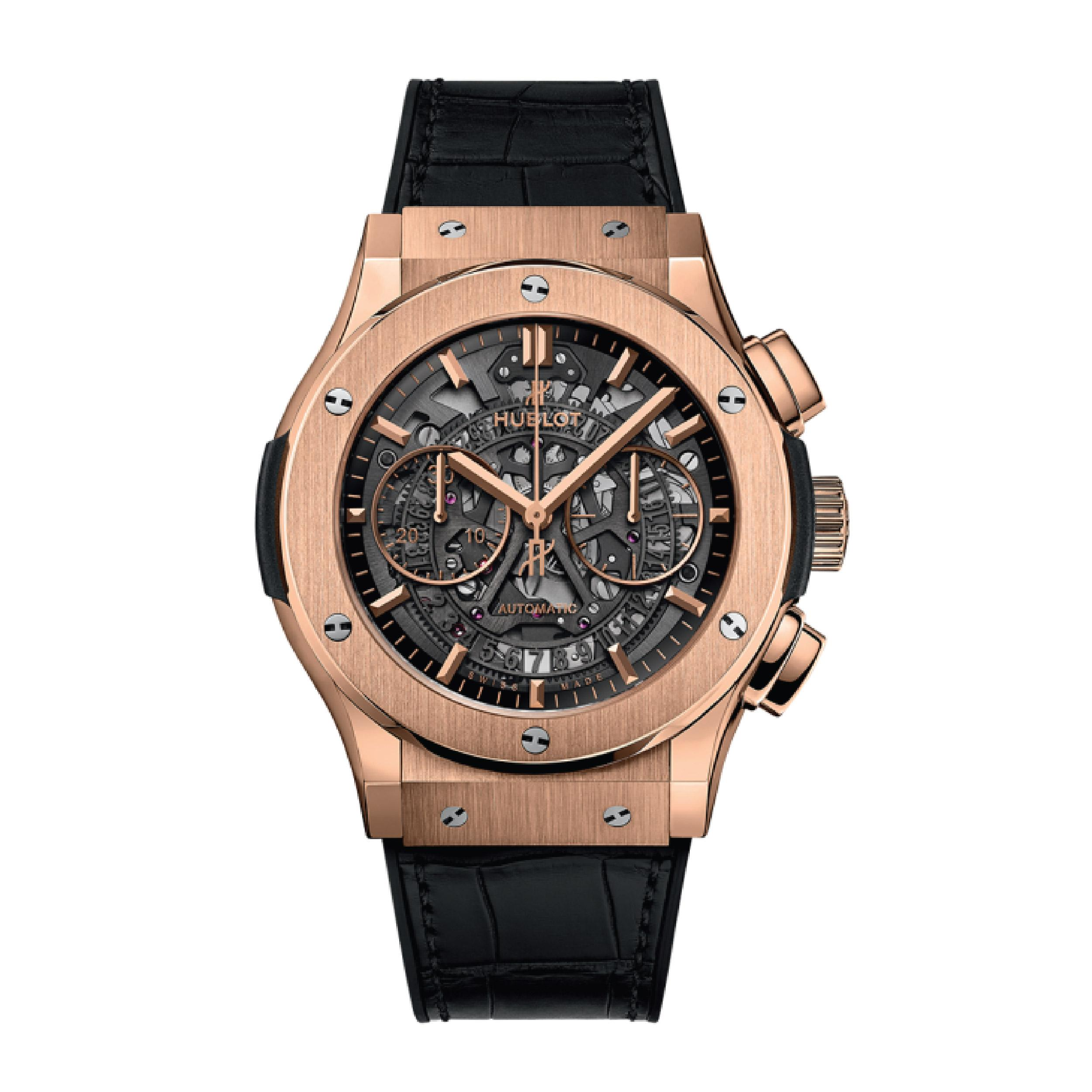Hublot Часы CLASSIC FUSION AEROFUSION KING GOLD 45 mm