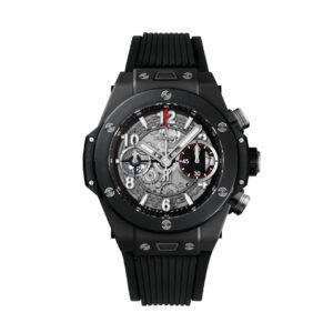 HUBLOT Часы Big Bang Unico black magic 42 mm