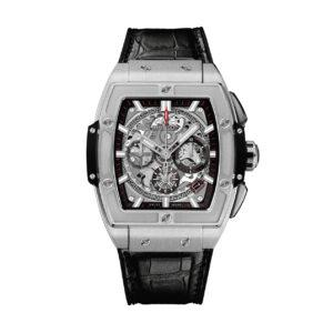 HUBLOT ЧАСЫ SPIRIT OF BIG BANG TITANIUM 42 mm