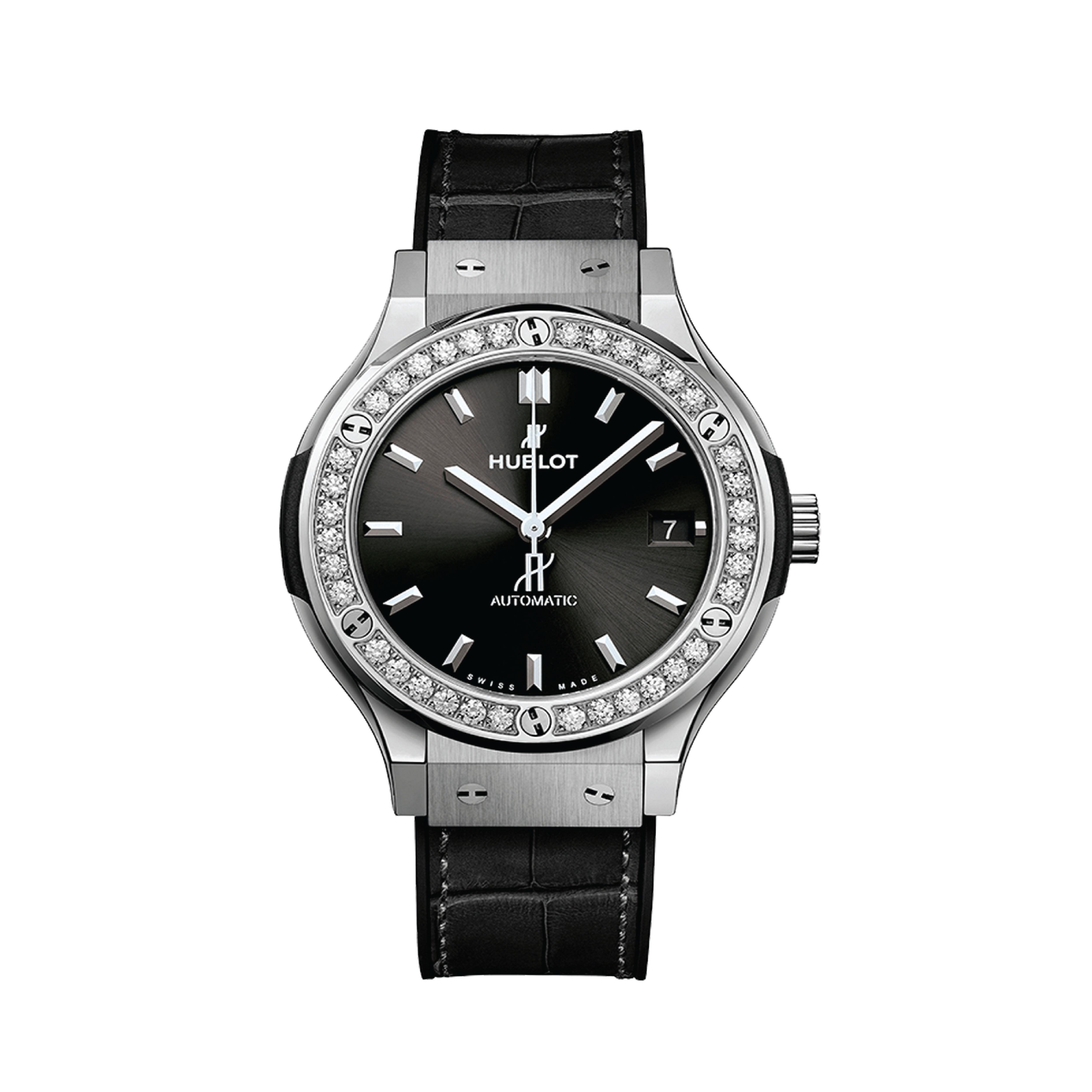 HUBLOT Часы Classic Fusion 38мм