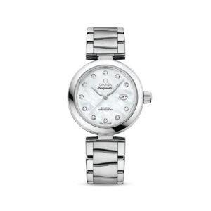 OMEGA Часы De Ville LADYMATIC CO‑AXIAL CHRONOMETER 34 MM